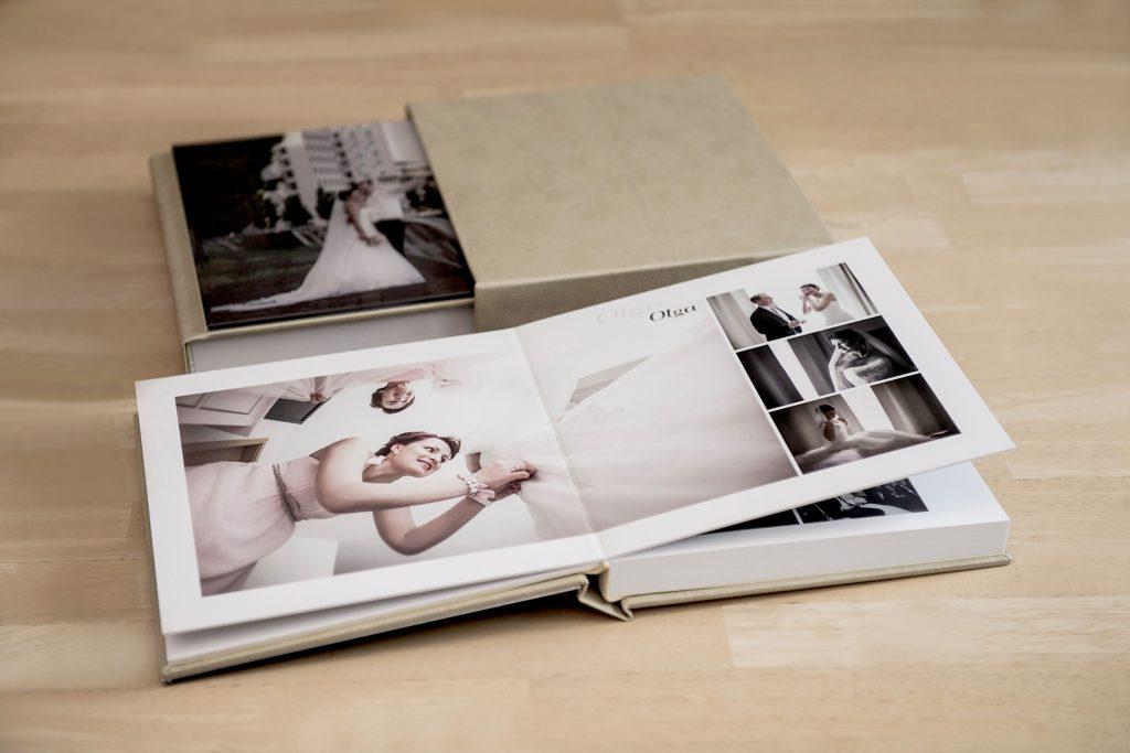 Hochzeitsalben, Fotobuch