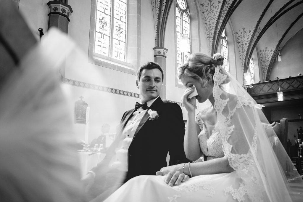 Kirchliche Trauung-Hochzeitsfotograf Mainz